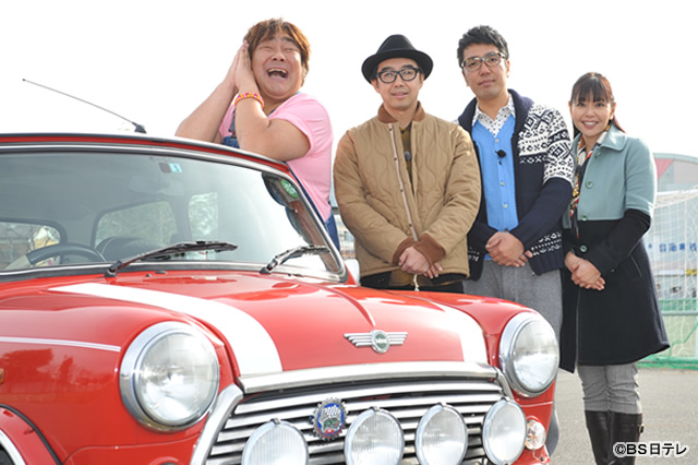 BS日テレ - おぎやはぎの愛車遍歴 NO CAR,NO LIFE! │ #48 石塚英彦
